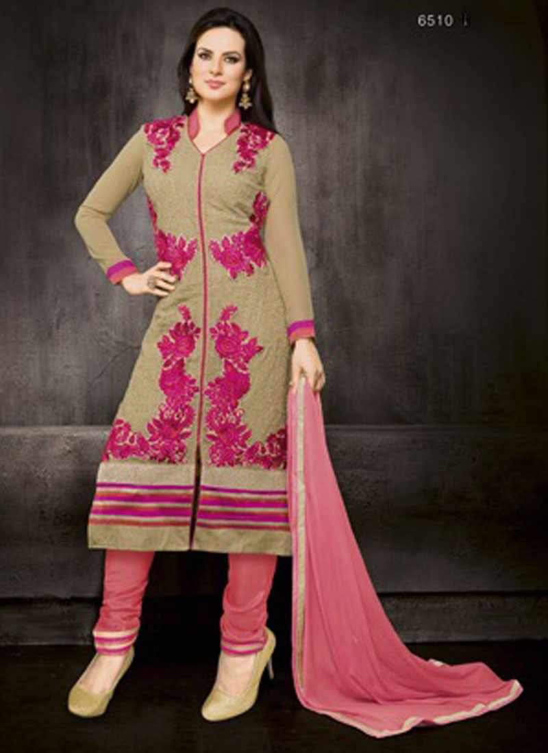 Fancy Churidar Suits Online Shopping | Buy Long Churidar Suits ...