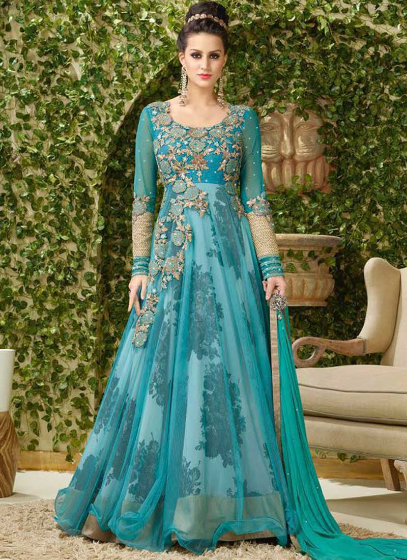 Magnificent Designer Indian Wedding Gowns Collection - All Wedding ...