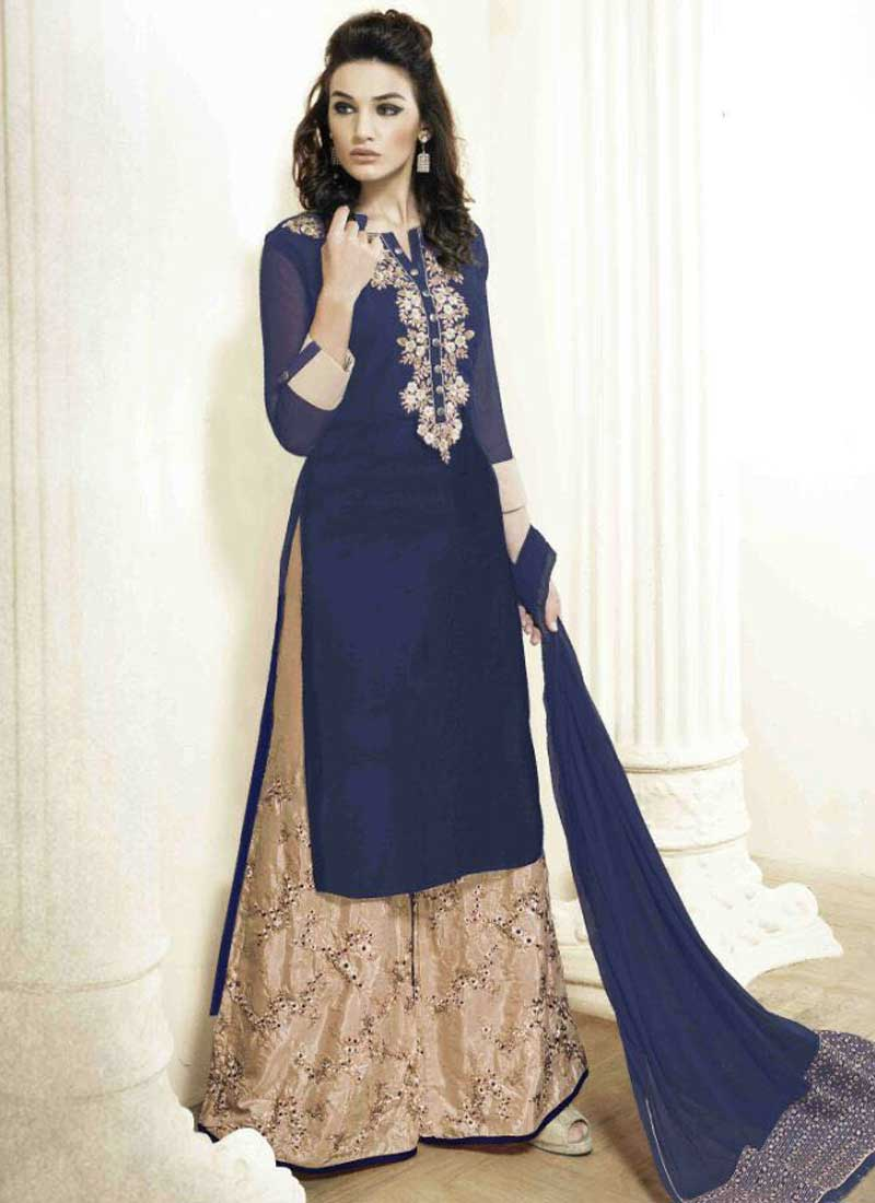 Embroidered Frock Dress Unstitched (CHI-93) Online Shopping & Price in  Pakistan