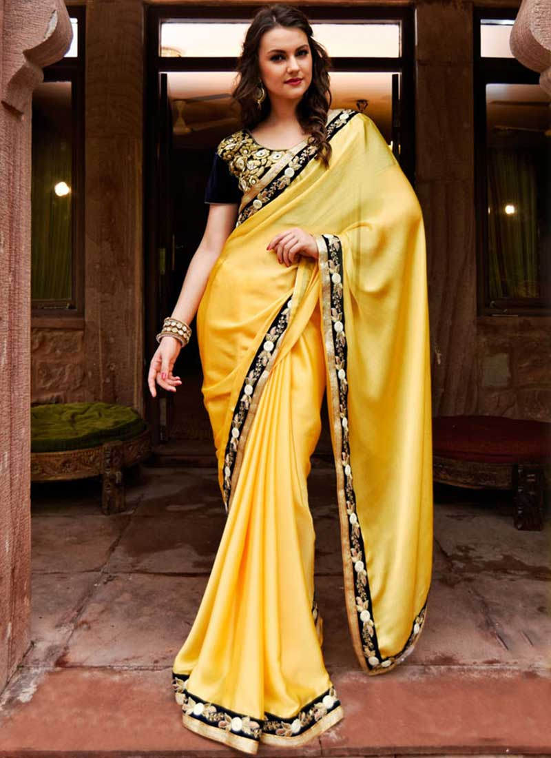 Clothes Shoes Accessories Other Women S Clothing Velvet Saree Designer Satin Sari With Velvet Blouse Indian Bollywood Party Sari Baseo Co Uk