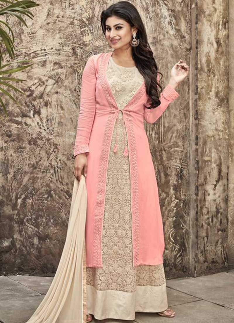 Designer Salwar Kameez Suit Indian Pakistani Bollywood Dress Anarkali Kameez LF